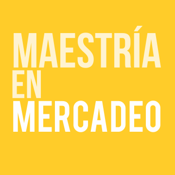 Maestría en Mercadeo